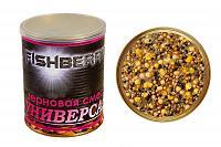 Нажмите на изображение для увеличения.  Название:FISHBERRY  Зерновая смесь УНИВЕРСАЛ - 900мл.jpg Просмотров:119 Размер:103.1 Кб ID:19355