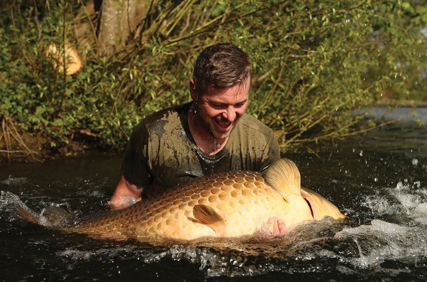 Burghfield Common (62lb 8oz) / Скотт Ллойд (Scott Lloyd) / Burghfield Common