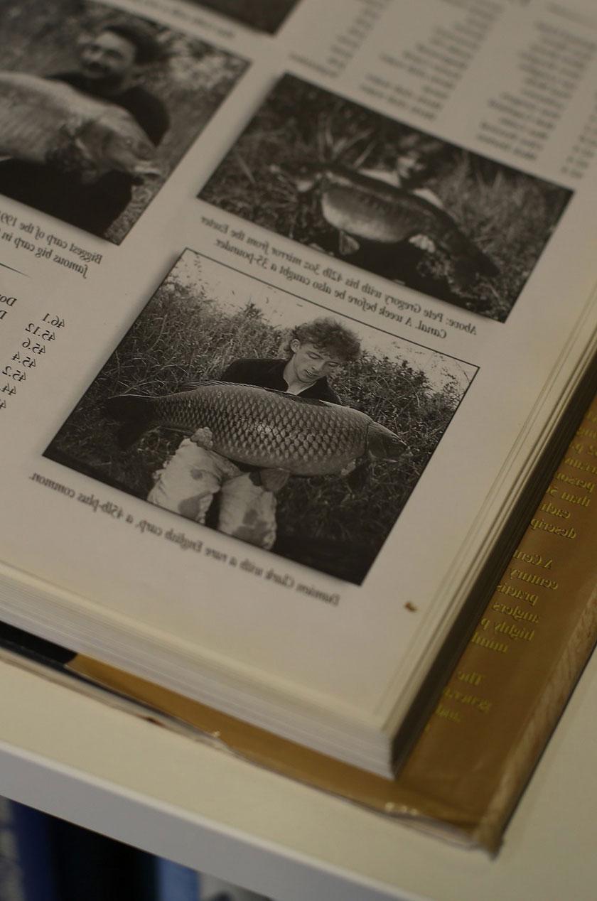 Snake Pit Common (45lb 12oz) / Дамиан Кларк (Damian Clarke) / Snake Pit / 1991 г.