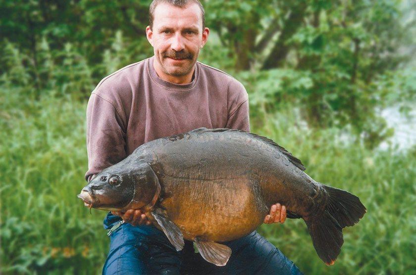 Mallins (38lb 8oz) / Ian Chillcott (Ян Чиллкотт) / Wraysbury