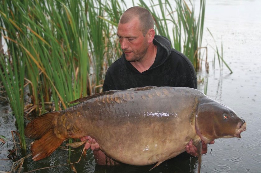 Two-Tone (64lb 5oz) / Джон Мак (Jon Mac) / Conningbrook