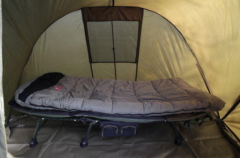 как выбрать карповую палатку